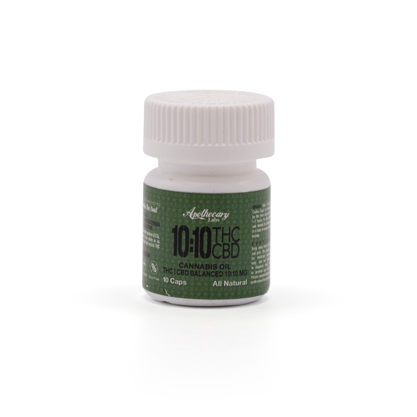 Apothecary 10:10 Capsules