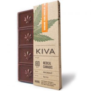 Kiva: 180mg Gourmet Dosed Chocolate